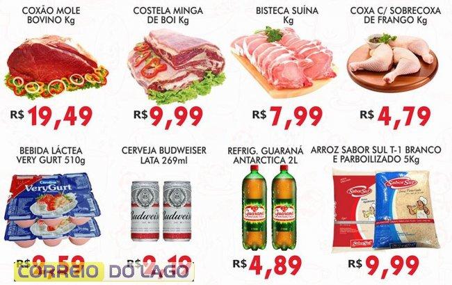 Mercado Caponera tem novo panfleto de ofertas! Aproveite os precinhos  especiais 575249566b9